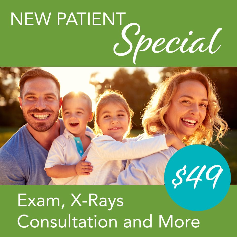 New Patient Special - $49